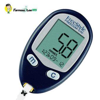 FreeStyle Freedom Lite Blood Glucose Monitoring System (Lifetimewarranty)