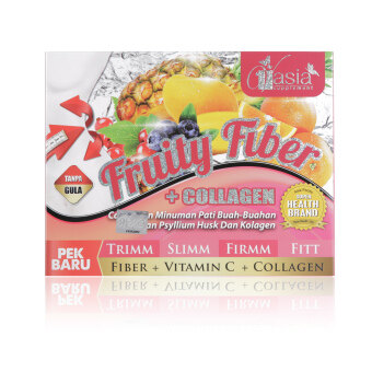Harga Fruity Fiber + Collagen