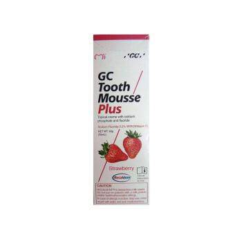 GC Tooth Mousse 40ml (Strawberry)