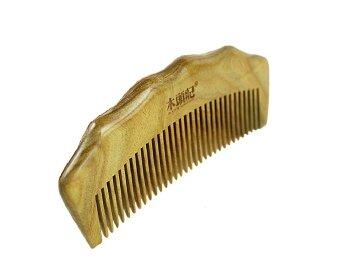 Harga Genuine Sandal Wood Comb