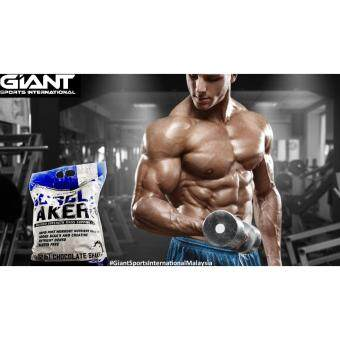 Harga Giant Sports Muscle Maker Mass Gainer Protein 12lb (ChocolateShake)