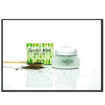 Harga GREENTEA MINT FACE SCRUB BY HER INSPIRE RESOURSES