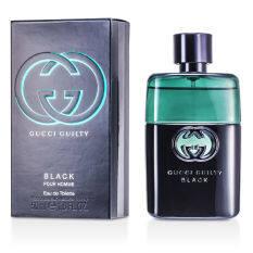 c5e9bd77d Gucci Guilty Black Pour Homme Eau De Toilette Spray 50ml/1.6oz