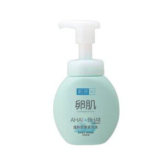 Harga HADA LABO AHA/BHA Facial Foaming Wash 160ml