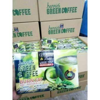 Harga HANNIS GREEN COFFEE (BURN FAT)-100% Naturally -Combo Set
