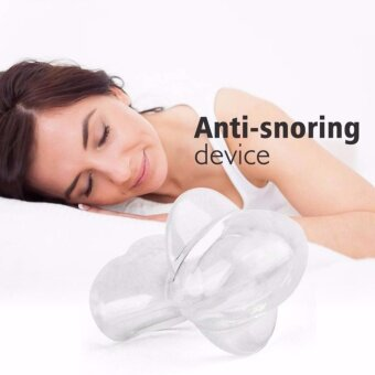 Hanyu Silicone Anti Snore Ceasing Stopper Anti-Snoring Free NoseClip Health Sleeping Aid Equipment(Transparent)