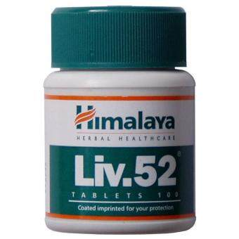 Himalaya Herbal Extract Liv52 (100 tablets)