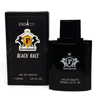 Harga Shirley Paris Black Race