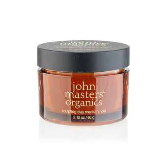 Harga John Masters Organics Sculpting Clay Medium Hold 2.12oz/60g