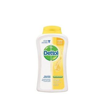 Harga DETTOL Shower Foam Fresh 250ML