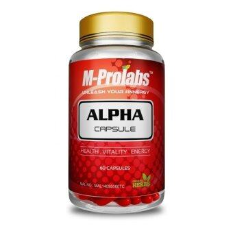 Harga M-Prolabs Alpha Capsule New