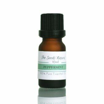 Harga The Seeds Natural - Pure Peppermint Essential Oil