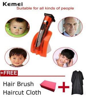 Harga Kemei Shaver Professional Hair Clippers and Trimmers Electric Hair Trimmer Shaving Machine Beard Trimmer