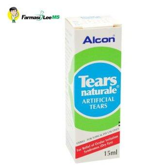 Harga Tears Naturale Artificial Tears 15ml