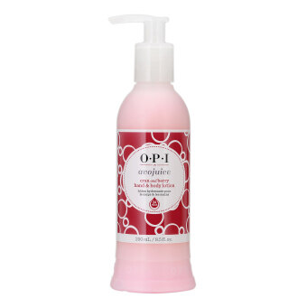 Harga OPI Avojuice Cran And Berry Juice Hand And Body Lotion 8.5oz, 250ml (# Cran and Berry)