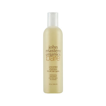 Harga John Masters Organics Bare Unscented Shampoo (All Hair Types) 8oz/236ml