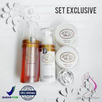 Harga Desi Damayanti Cv Tabita Skin care SET EXCLUSIVE