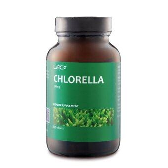 Harga LAC Chlorella 200mg 500 Tablets
