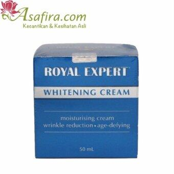 Harga Royal Expert Whitening Cream 50ml