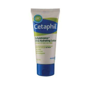 Harga **Cetaphil Daily Advance Ultra Hydrating Lotion 85g-F