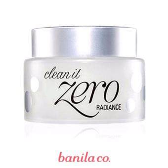 Harga Banila co Clean it Zero Radiance 100ml