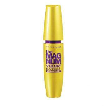 Harga Maybelline Volum' Express Magnum Waterproof Mascara Black