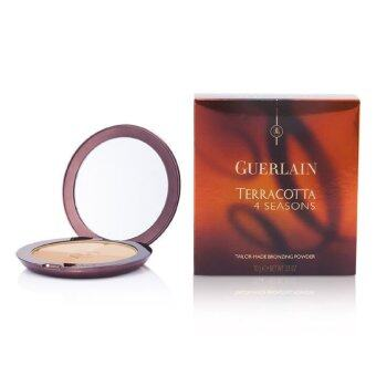 Harga Guerlain Terracotta 4 Seasons Tailor Made Bronzing Powder Naturel Brunettes 10g/0.35oz
