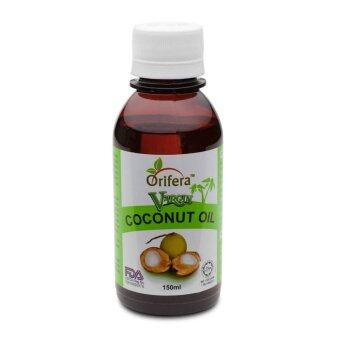 Harga Orifera Virgin Coconut Oil Nutritious & Supplements Health & Natural - 150ml