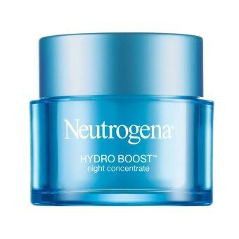 Harga Neutrogena Hydro Boost Night Concentrate Sleeping Pack (50g)