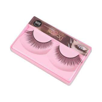 Harga 10 Pairs Fake Eye Lashes Natural Handmade Long Thick False Eyelashes Extension
