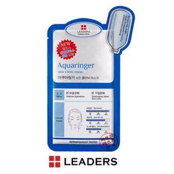 Harga Leaders Aquaringer Skin Clinic Mask 10pcs