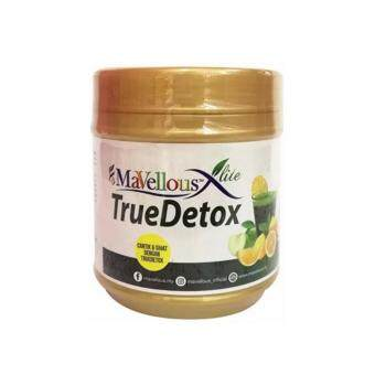 Harga Mavellous Lite True Detox 300g with Extra Gift