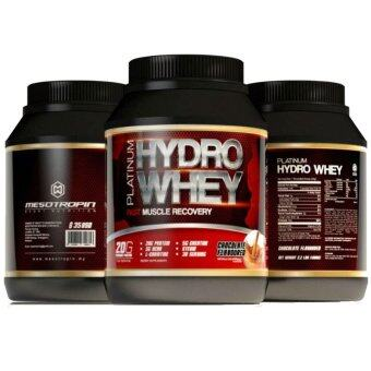 Harga Platinum Hydro Whey by Mesotropin Fast Muscle Recovery (3 Bottles) + Free Shaker