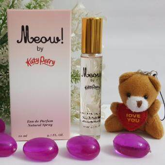 Harga [Tester-HOT SELLING] Katy Perry by Meow EDP 20ML For Women - Miniature Perfume