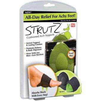 Harga Strutz Cushioned Arch Foot Supports Helps Decrease Plantar