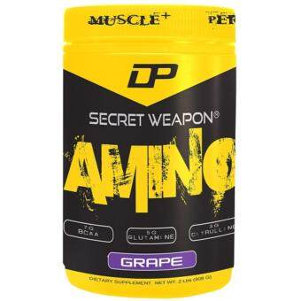 Harga Amino Acids– Secret Weapon Amino, 7g BCAA, 5g Glutamine, 3g Citrulline 908g, 53 Servings (Grape) Made in USA