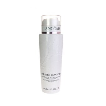 Harga LANCOME Galatee Confort Comforting Cleansing Milk (Dry Skin) 13.5oz 400ml