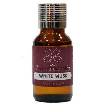 Harga Zensuous Aromatherapy Oil - White Musk (15ml)