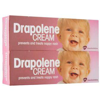 Harga Drapolene cream 55g x2 (value pack)