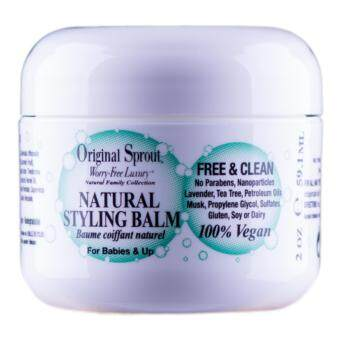 Harga Original Sprout Natural Styling Balm 2oz/59ml