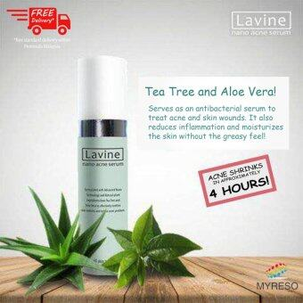 Harga Lavine Nano Acne Serum 15ml (LAVNAS15)