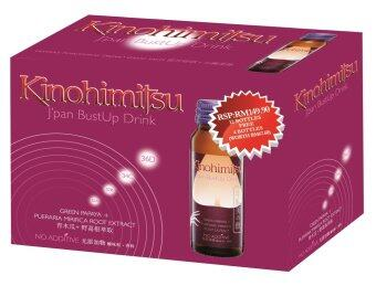 Harga Kinohimitsu J'pan Bust Up Drink 50ml x 12's Foc 4's Bust Up 50ml