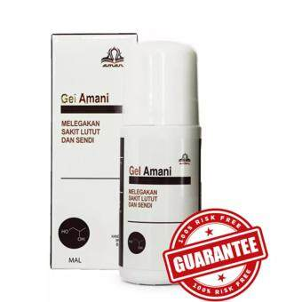 Harga Gel Amani Relieve Knee Pain And Joint