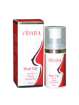 Harga Vidara Bust Up Breast Enlargement Cream(Krim Pembesar Payudara)