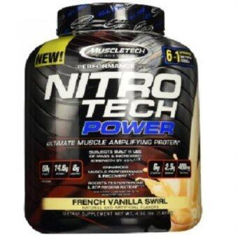 Harga MuscleTech Nitro Tech Power 4lbs (Triple Chocolate Supreme)