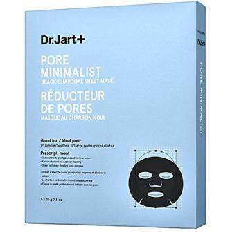 Harga Dr.Jart+ Pore Minimalist Mask Black Charcoal Sheet Mask (5 Sheets)