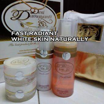 Harga TABITA DESI DAMAYANTI EXCLUSIVE SET Skincare (Original Hologram)