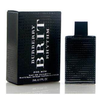 Harga Burberry Brit Rhythm For Him EDT 5ml miniature