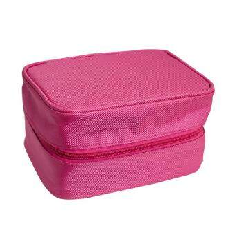 Harga Vinmax Protective Carry Case Bag For Portable Dentist Dental Surgical Medical Binocular Loupe Set (Pink)