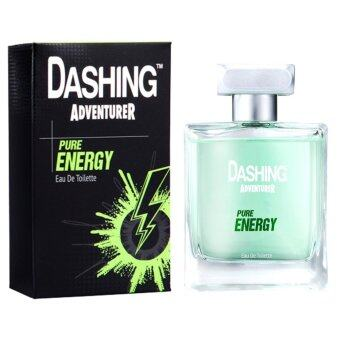 Harga Dashing Eau De Toilette-Pure Energy (Adv) 100ml